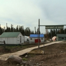 The Noront-Esker camp is empty now but will be extremely busy once Ring of Fire development begins.